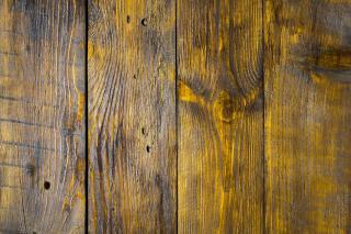 Old hazelwood panels