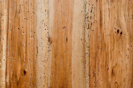 Aged Elm wood planks