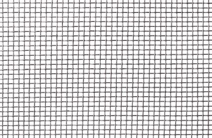 Fine wire mesh fencing