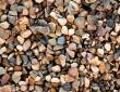 small multi-colored gravel