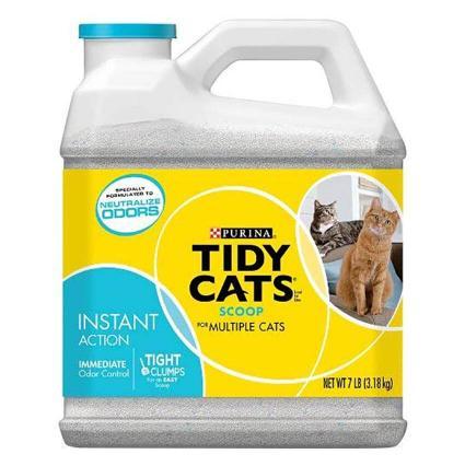 Purina Tidy Cats Camada de Acción Instantánea