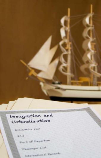 ship records