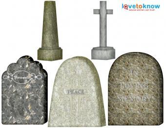 gravestone clipart