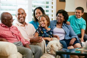 Johnson Family History