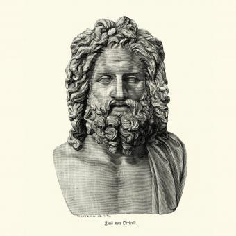 God Zeus of Otricoli