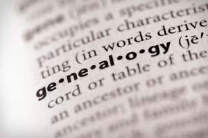 Definition of genealogy