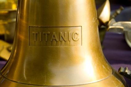 Titanic bell