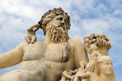 Zeus ile Antiope'nin oğlu Amphion