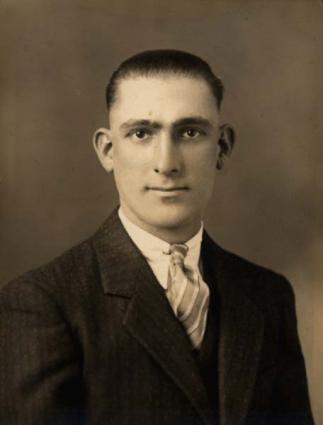 1930 Man
