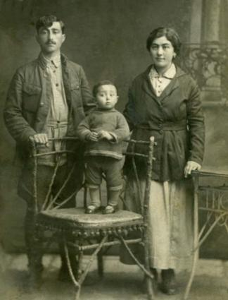 Immigrant Family