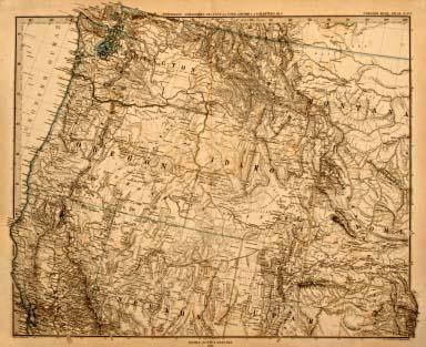 Oregon Trail On Us Map.Historical Maps Of The United States Lovetoknow