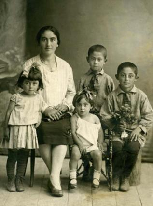 World War II Immigrant Family