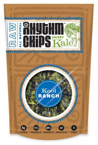 Kool Ranch Kale Chips