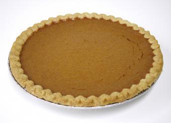 Best Wheat Free Pumpkin Pie