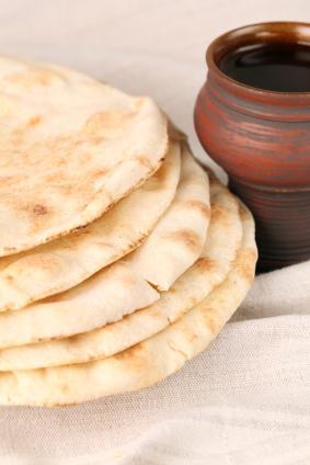 Recipe for Gluten-Free Communion Bread