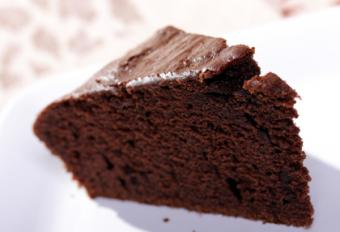 Gluten-Free Chocolate Cake with Stevia