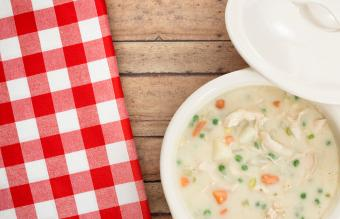 Gluten Free Cream of Chicken Soup Recipe