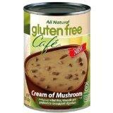 Gluten Free Cafe Cream of Mushroom Soup
