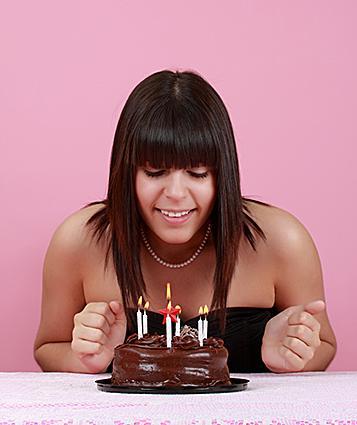 Gluten-Free Birthday Cake