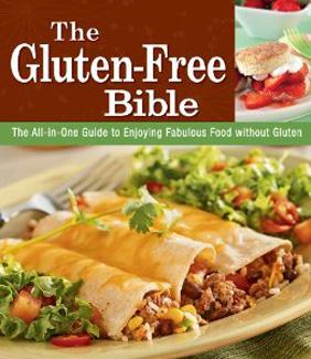 The Gluten-Free Bible book cover