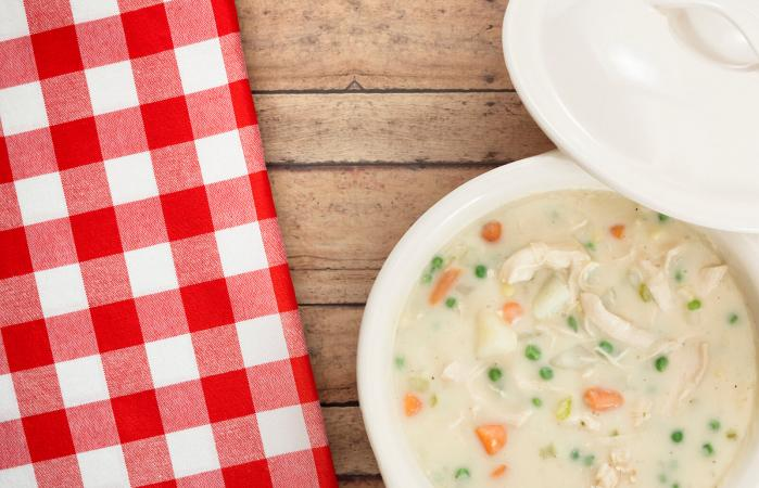Gluten Free Cream of Chicken Soup