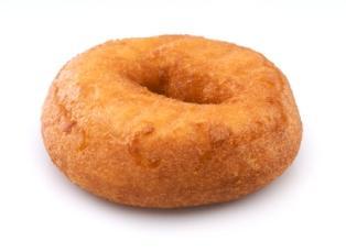 A doughnut.