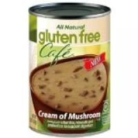 Gluten Free Cafe Cream of Mushroom Soup