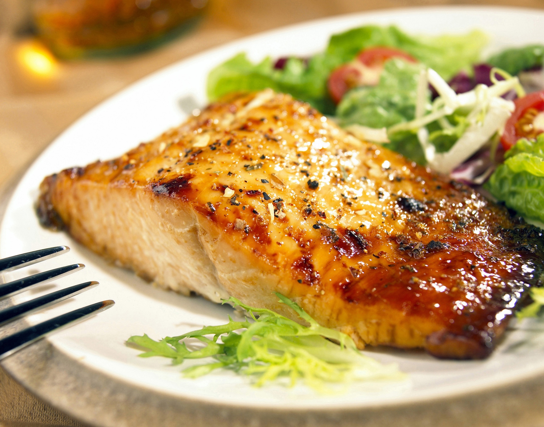How long do you broil salmon in an oven ccuart Choice Image