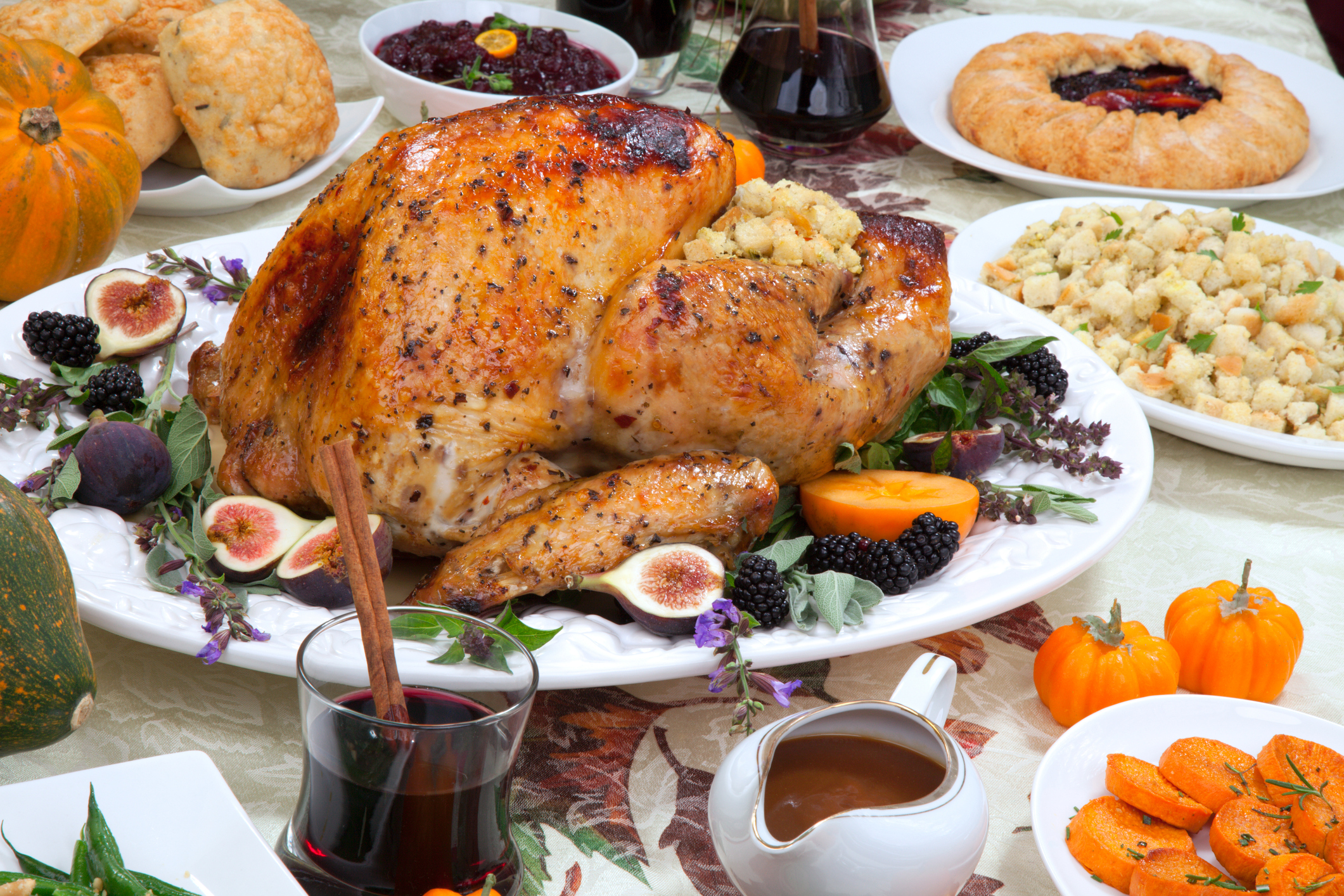 How Long To Cook A Turkey In A Convection Oven Lovetoknow