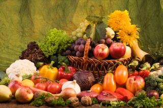 Fruit and Vegetable Gourmet Gift Baskets
