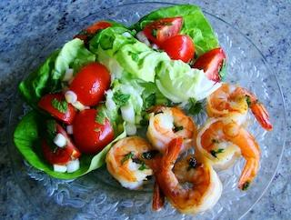 Gourmet Seafood Appetizers