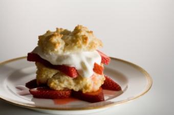History of Strawberry Shortcake Dessert
