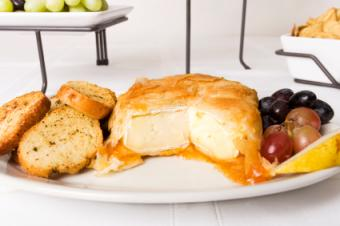 Best Recipe for Baked Brie