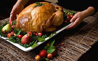 Five Gourmet Roast Turkey Recipes