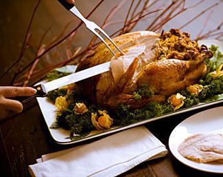 Spiced Turkey