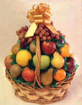Fruit basket from Weaver's Orchard