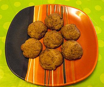 Java Spice Drop Cookies