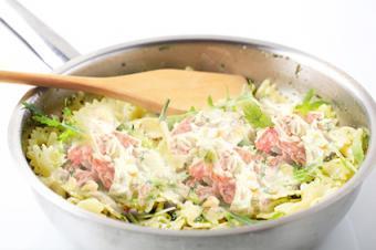 Crab Artichoke Salad