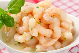 Shrimp in Garlic Butter Sauce