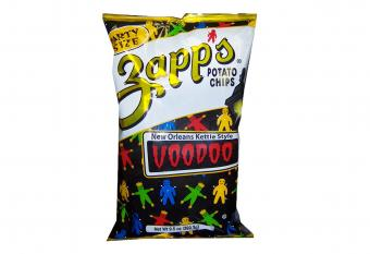 Zapp's New Orleans Kettle Style Voodoo Potato Chips