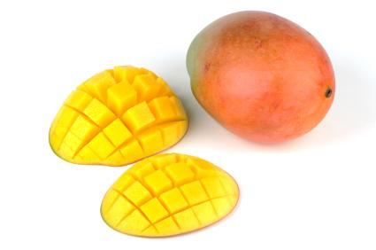 There are several ways to enjoy a mango.