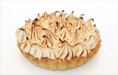 Lemon meringue pie is delicious.
