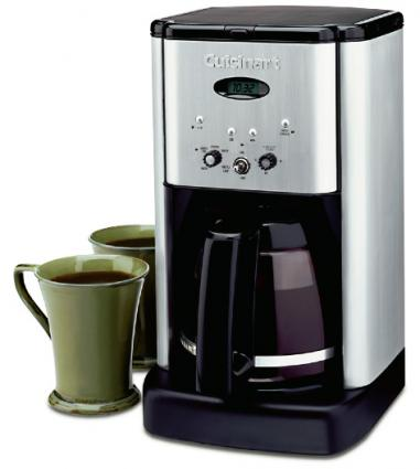 Brew Central™ 12-Cup Programmable Coffeemaker