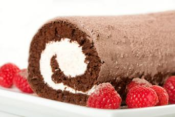 Sweet Roulade