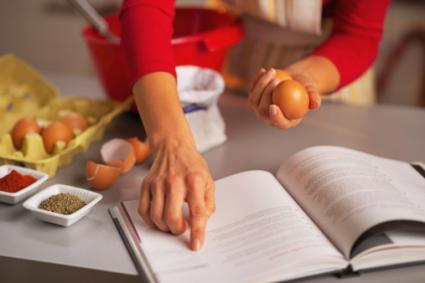 Using a cookbook