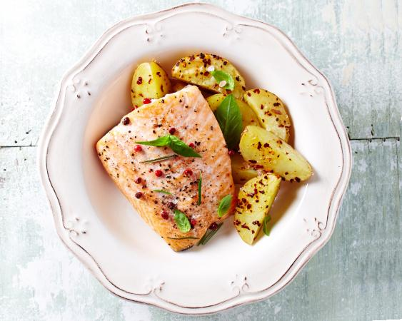 How long to bake salmon fillet 350 howsto co for How long do you cook fish in the oven