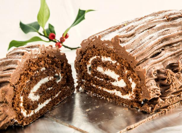 how to make buche de noel