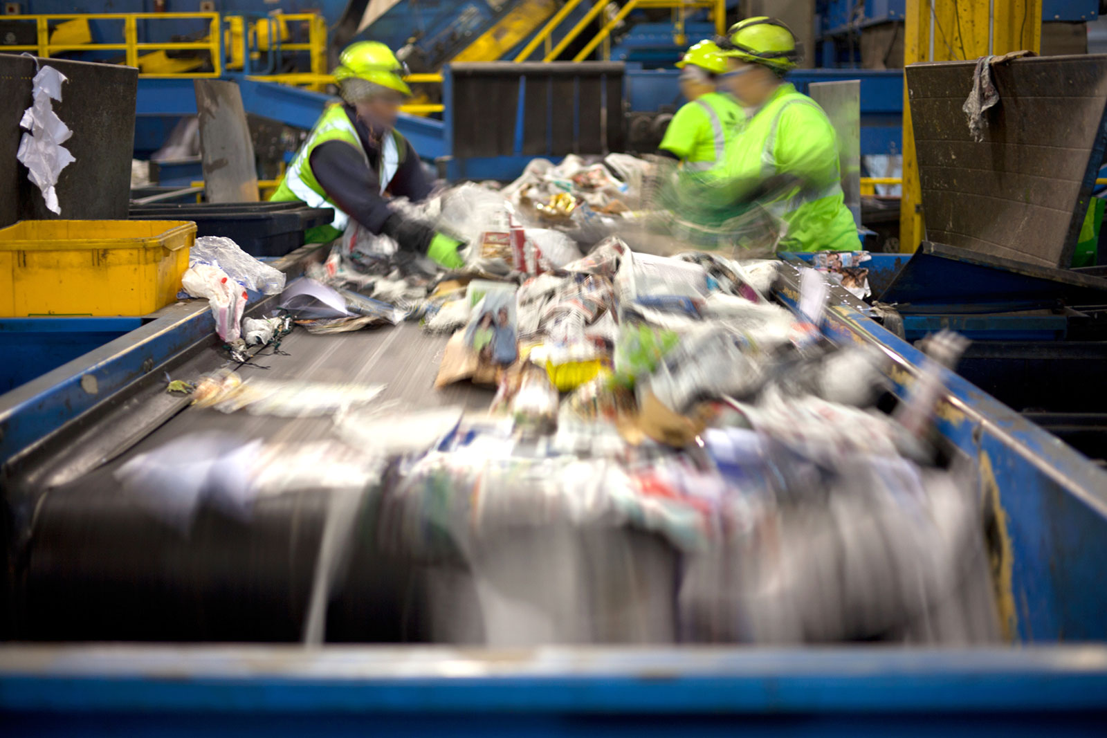 What Does Environment Have To Do With >> What Impact Does Recycling Have On The Environment Lovetoknow