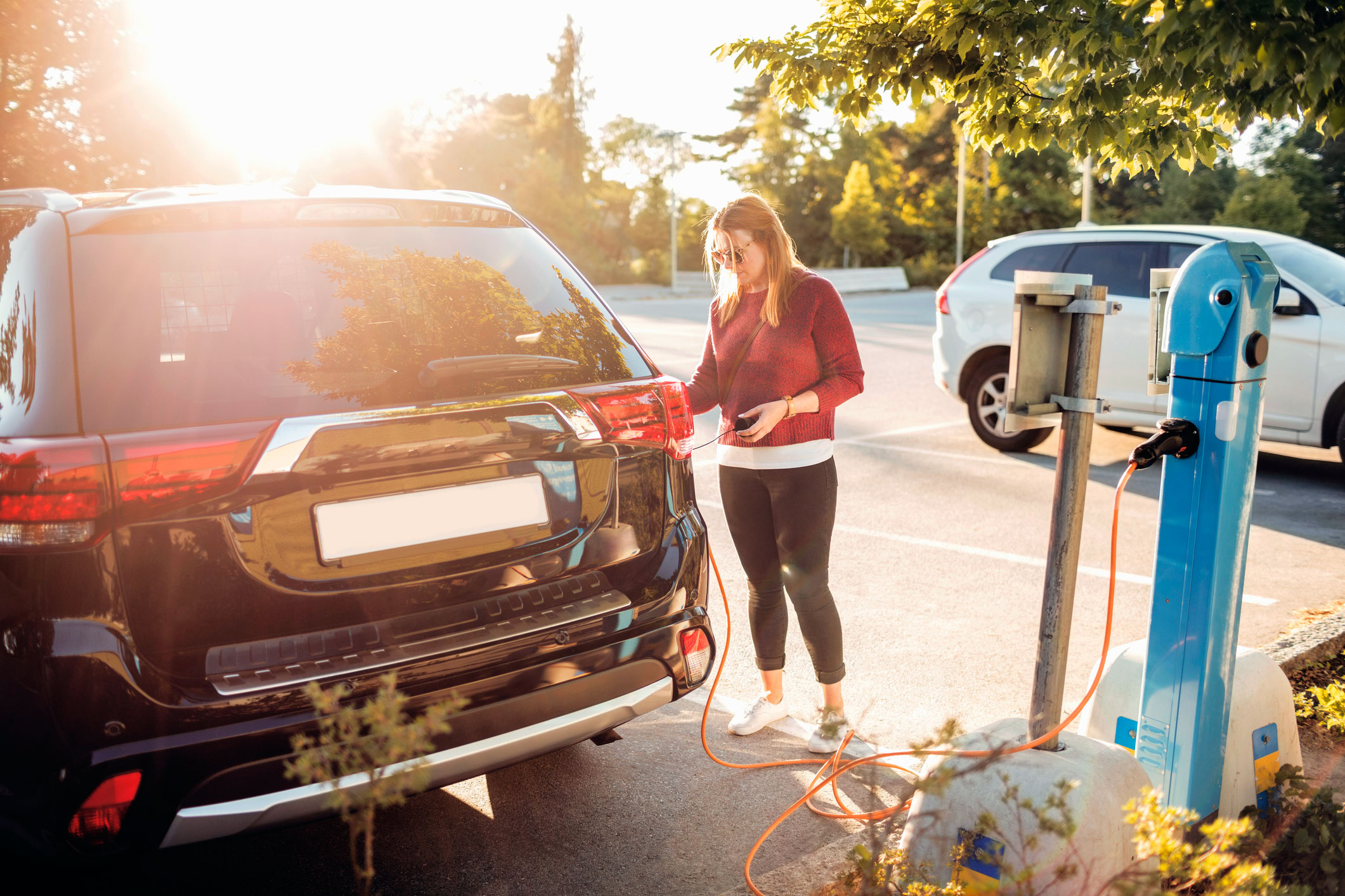 Electric Car Conversion Companies Lovetoknow Automechanic Lights Electrical Connections