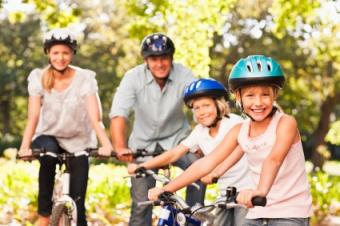 Family Bike Outing